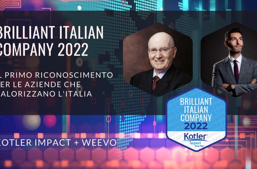Nasce il primo riconoscimento per le aziende che valorizzano l'Italia