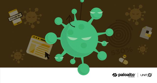 Attacchi phishing a tema COVID: Palo Alto Networks rileva un incremento del 530% tra dicembre 2020 e febbraio 2021