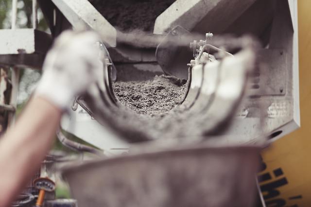 La fame di cemento che rende carente la sabbia