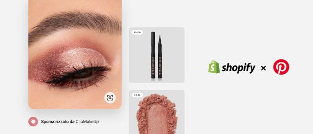 Pinterest e Shopify consolidano la partnership e promuovono il social commerce a livello globale