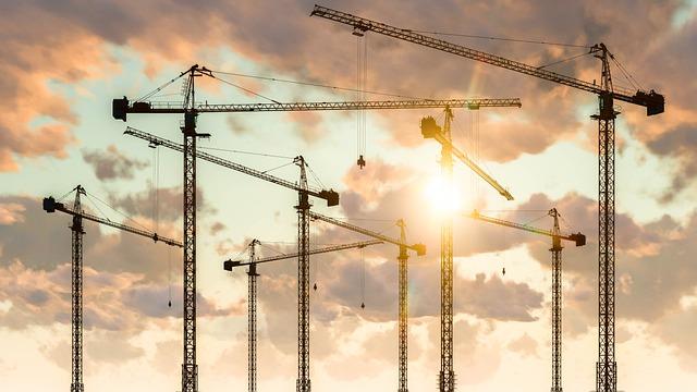 A febbraio continua la crescita della produzione nelle costruzioni