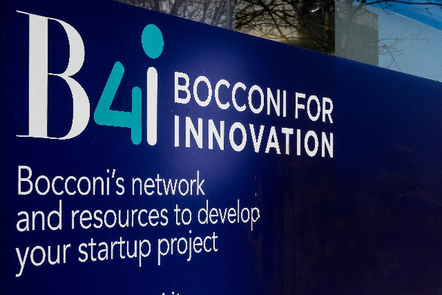 Per la prima volta aperta a tutti la 'Bocconi for innovation startup call': candidature fino al 4 luglio 2021