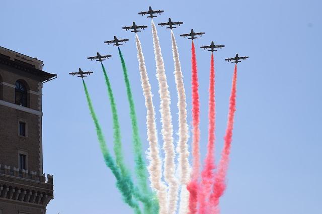 Festa della Repubblica, un ponte tutto italiano. Quasi 9 milioni in viaggio per il 2 giugno