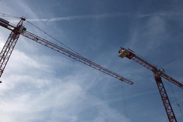 Il settore costruzioni cresce per il terzo mese consecutivo