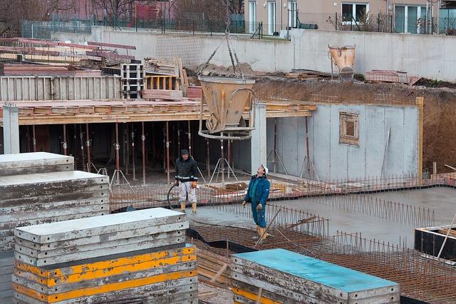 Ad aprile si registra un calo della produzione nelle costruzioni, dopo la robusta crescita dei primi tre mesi dell'anno