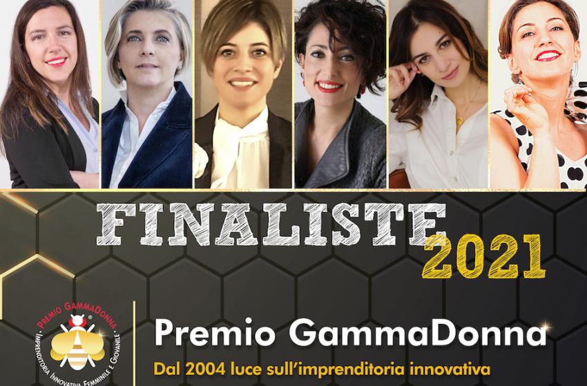 Premio GammaDonna,  le imprenditrici più innovative d'Italia tornano in tv
