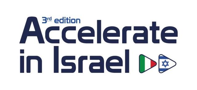 Accelerate in Israel – Bando per il finanziamento del programma di accelerazione per startup innovative italiane